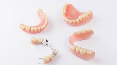 Partial and full dentures in Salinas, CA