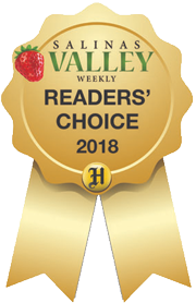 salinas valley readers choice-award